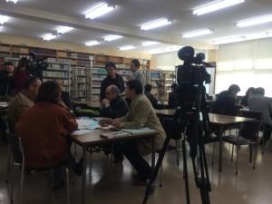 吉賀高校で開かれた、第二回応援隊イベントのようすです